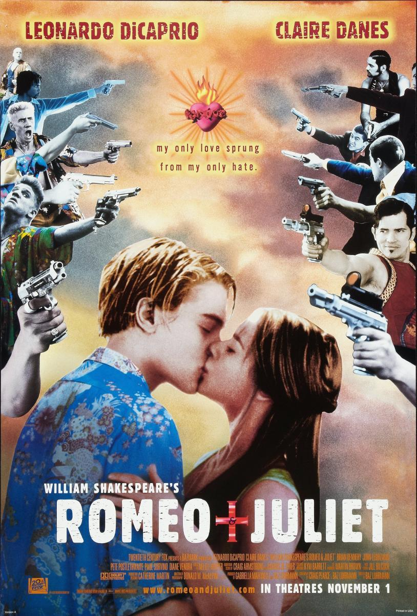 ROMEO JULIETA DE WILLIAM SHAKESPEARE (1996) [BLURAY 720P X264 MKV][AC3 5.1 CASTELLANO] torrent